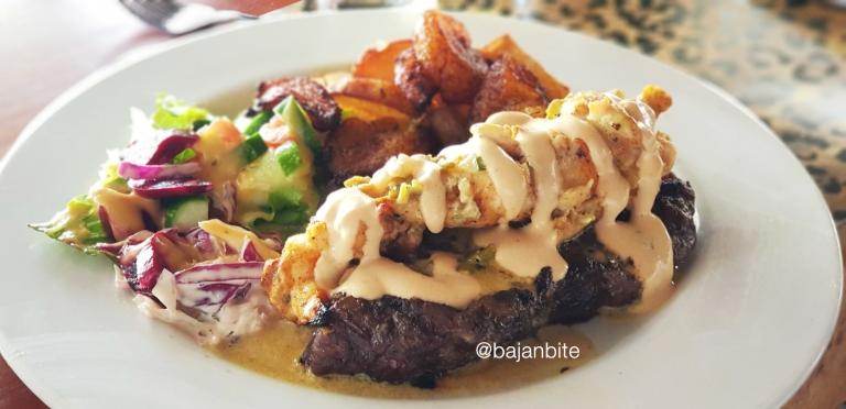 steak lobster